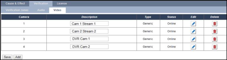 SPC Video Verification setup and guide — Vanderbilt SPC