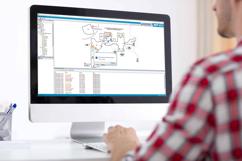 ACT Enterprise access control system